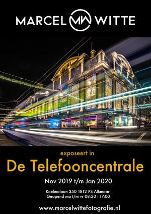 Expositie Telefooncentrale