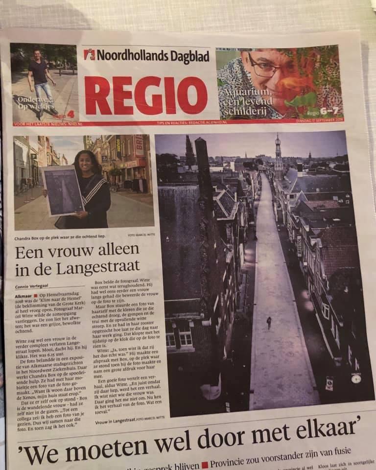 Artikel Langestraat